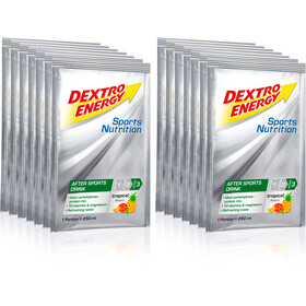 Dextro Energy After Sports Drink Box 14x44,5g, Tropic